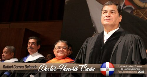Doctorado Honoris Causa – REPÚBLICA DOMINICANA