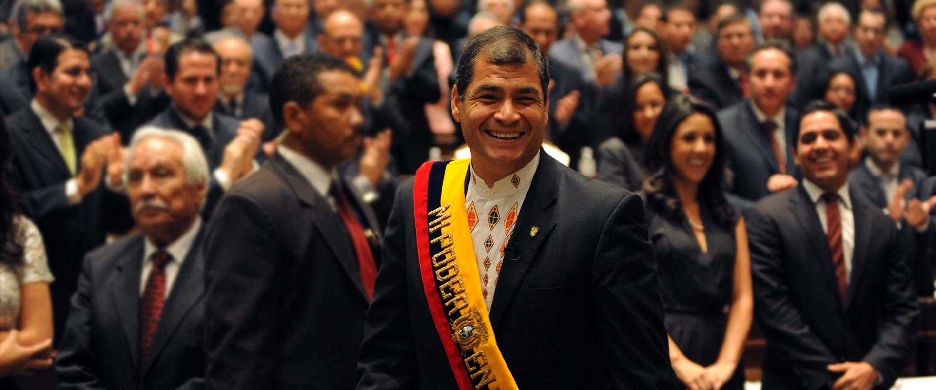 Caso Perenco: Los enjuiciados deberían ser ellos, afirma Rafael Correa