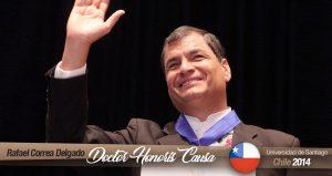 Doctorado Honoris Causa, Universidad de Chile