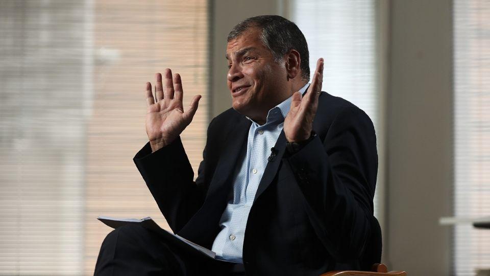 Rafael Correa: «Soy un defensor del Socialismo»